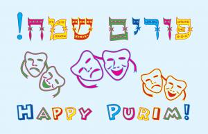 purim-card